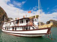 Golden Star - Du thuyền 3 sao tại Hạ Long