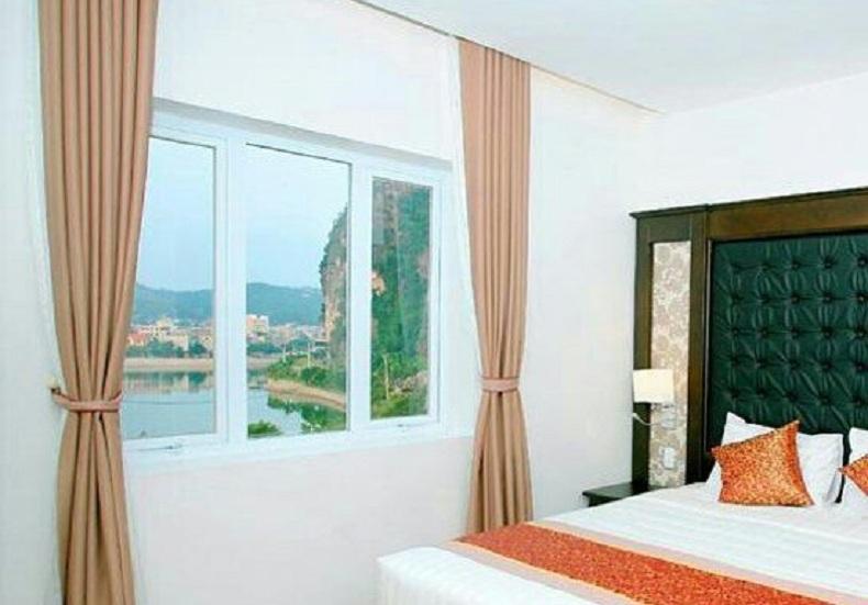 Hạ Long Park Hotel với view đẹp mê ly dành cho bạn