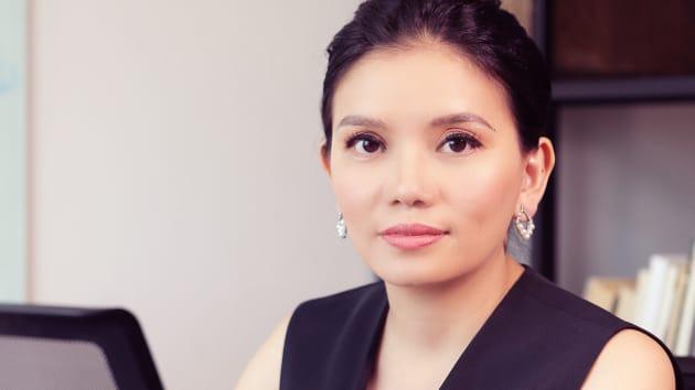 Vũ Văn, đồng sáng lập và CEO của ứng dụng tiếng Anh. Ảnh: ELSA.